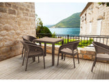 Panama Armchairs | Outdoor Chairs | Rattan Outdoor Furniture Chair Bar The Stool