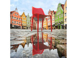 Air Chair - Outdoor Chairs - Single Red