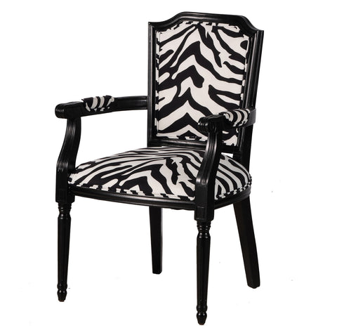 AV44667 - Zebra Armchair Side