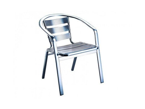 Madrid Aluminium Outdoor Chairs Chair Bar The Stool