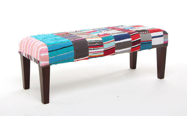 Bench BEN90/BEN120 Ashanti design colorful