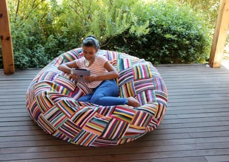 Big Bori Bori - Stylish Bean Bags - BBRMFP Bean Bags Bar The Stool