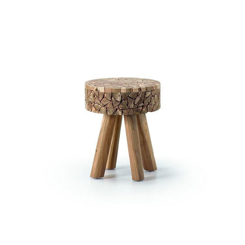 'Park It' Tree Stool - C188M46 - Low Stool
