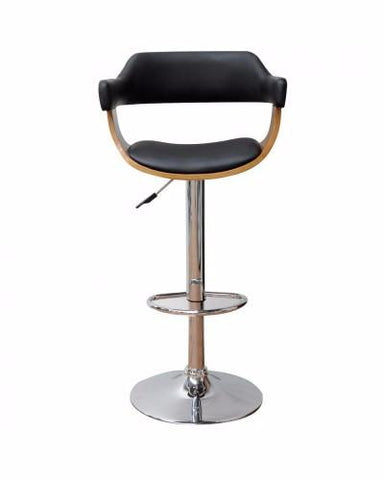 Captain Gas Lift Bar Stools - Front