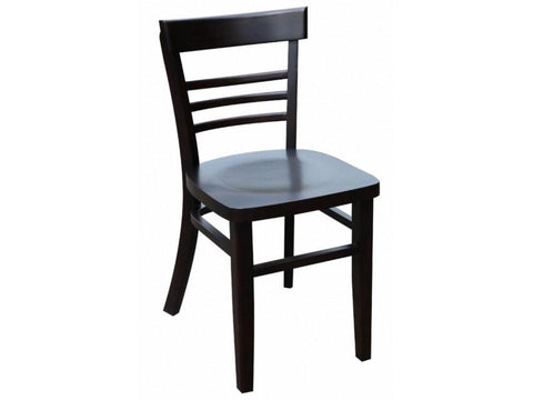 Vienna Chair Timber Seat Chair Bar The Stool