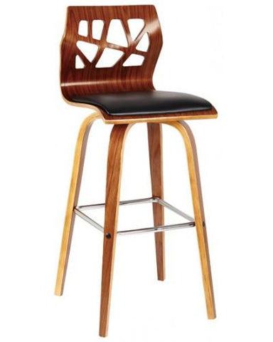 Manhattan Bar Chair - Timber Bar Stools - JY1709 Bar Stool Bar The Stool
