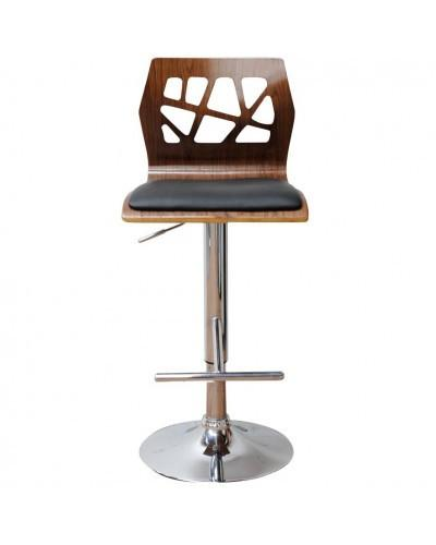 Manhattan Gas Lift Bar Stools - Front