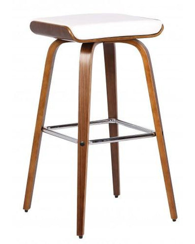 Maya Fixed Timber Bar Stools - JY1710W Bar Stool Bar The Stool