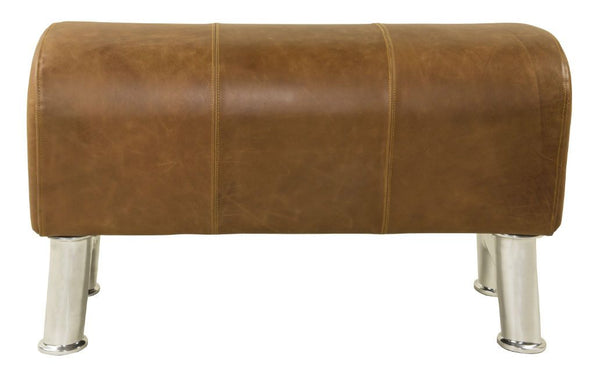 Pommel Bench Small - MF141 | Unique Furnture | Leather Furniture