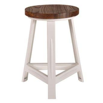 Rack Metal Stool