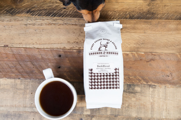 Grounds and Hounds BarkBlend Coffee
