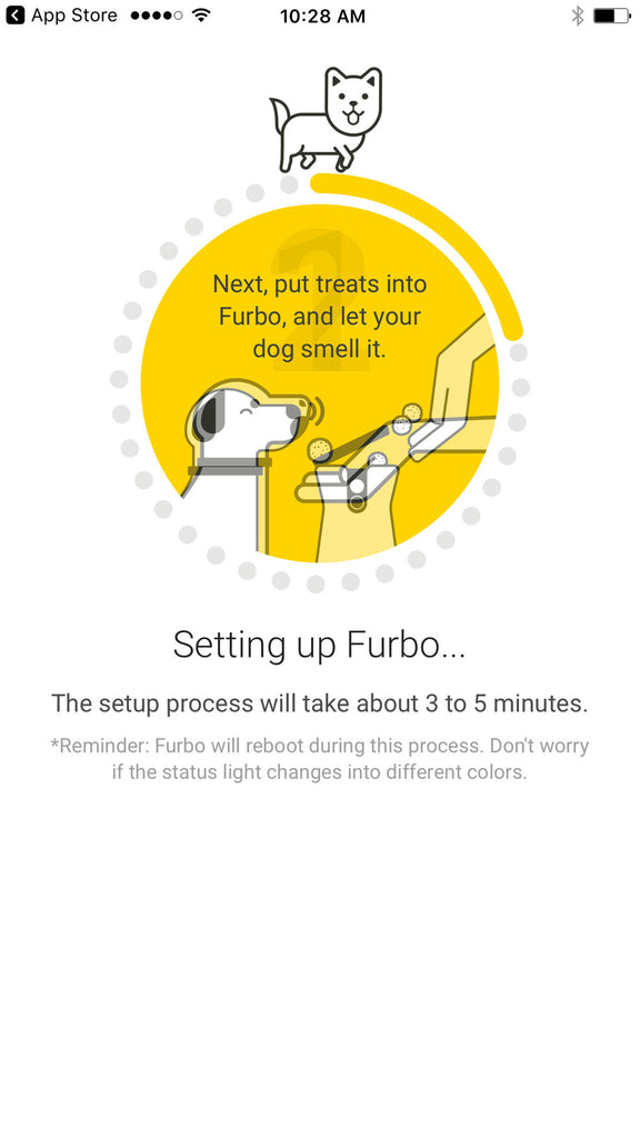 Furbo-app-set-up