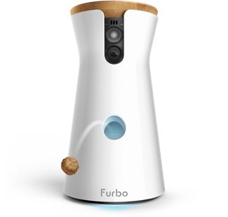 Furbo Is The Only Pet Camera With Treat Dispenser Designed Just For Dogs. The  Dog Treat Camera Lets You See, Talk, And Toss Treats To Your Dog When  Youu0027re ...