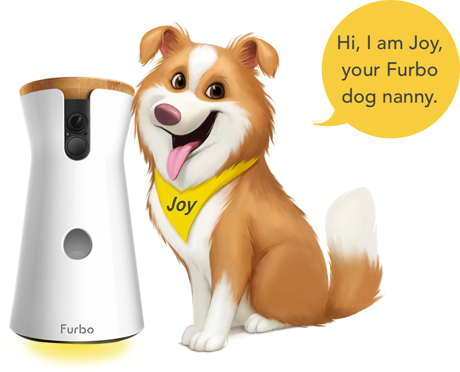 Furbos Virtual Dog Nanny Keeps Your Safe And Happy When They Are Home Alone