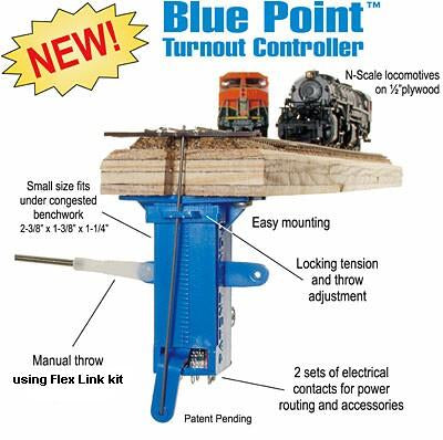 Blue Point Turnout Controller