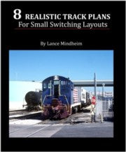 "BK174 -   ""8 Realistic Track Plans for Small Switching Layouts"""