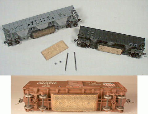 #10003 - HO Scale Track Cleaner Add-On Kit (Car not included)
