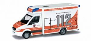 #090674 [Herpa 1:87] Mercedes Sprinter (27.95) Ambulance