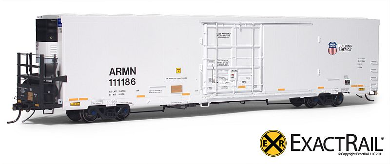 EXR-EP-81051-17  UP- Trinity Cool PH III Reefer ARMN#10168