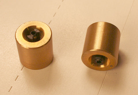 #20006 - Brass Flywheels - Fits Multiple (See Description) fits 2mm motor shafts