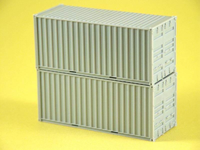 #25530 - 20 ft Corrugated Doors/Corrugated Sides