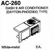#DW-AC-260 DASH-9 AIR CONDITIONER (DAYTON-PHOENIX)  1 EA.