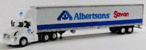 #T-SPT-3152 		Volvo VNL 300, 53 ft Reefer Van - Albertsons