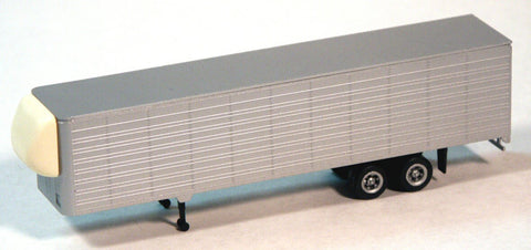 "#50027 - Trailer Front Air Deflector Fits: All 102"" Trailers (Resin)"