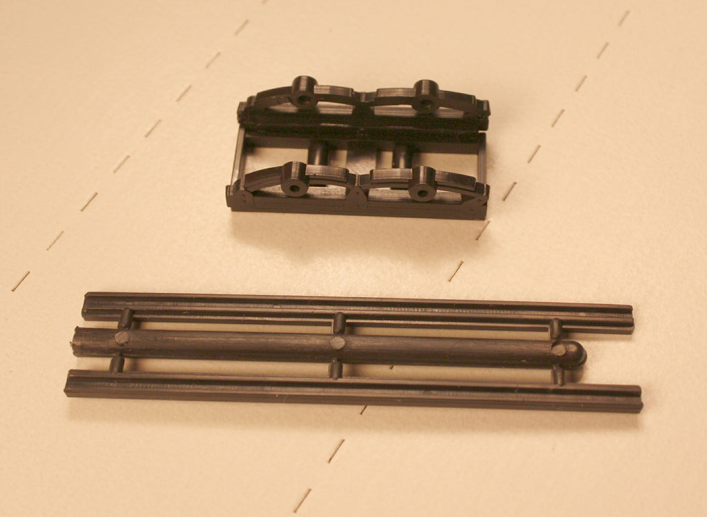 #50122 - Sliding Tandem Assembly - (Leaf Spring) Pkg 1