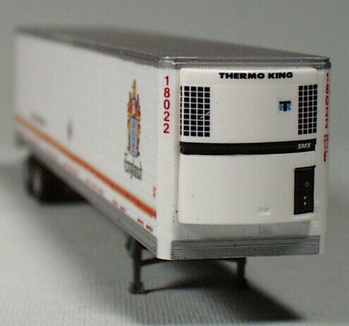 #50135 - Modern Style Reefer Unit  ( Includes fuel tanks)