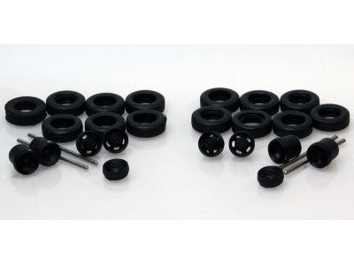 #RPT-5251.71  Accessory Pack Highway Wheel Set, DRW Set #2 (5-oval openings)