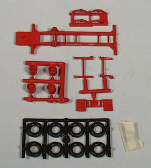 #5776 - Yang Ming 20' Container Chassis Kit