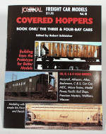 BK122   RAIL MODEL JOURNAL - FREIGHT CAR MODELS - Covered Hoppers