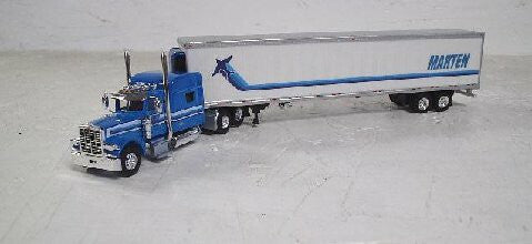 "#T-7013 		Marten Peterbuilt 389 with 70"" Sleeper with 53 ft Reefer Van"
