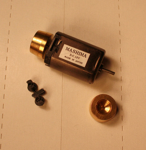 #80321 - Diesel Re-Powering Kit - Fits Athearn S12, SW7/SW1500 1833motor