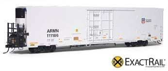 EXR-EP-81051-15   UP-Trinity Cool PH III Reefer ARMN#10142