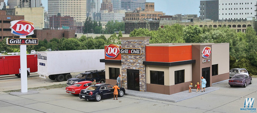 #933-3485 DQ Grill & Chill HO Kit