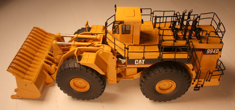 Classic Construction Models   #BCE Cat  994D  (with coal bucket)  (SOLD OUT)