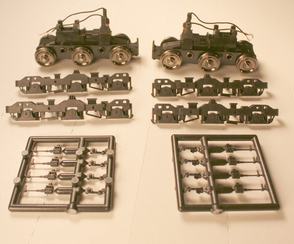 #PT49440-0 -  Power Trucks: AC44000/C44-9W (Athearn)