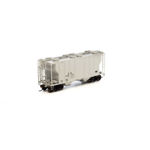 #14557 - HO RTR PS-2 2600 Covered Hopper, BN/Gray #430127
