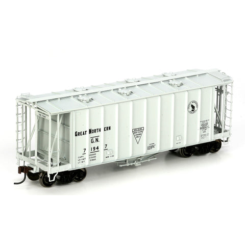 Ath-87579 - HO RTR PS-2 2600 Covered Hopper, GN #71947