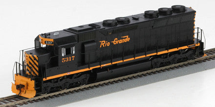 #95407 - EMD SD45 - D&RGW # 5317 All New Tooling