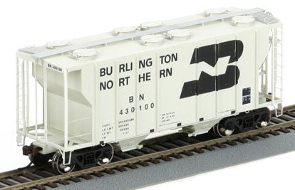 #95504 - HO RTR PS-2 2600 Covered Hopper, BN/Gray #430104