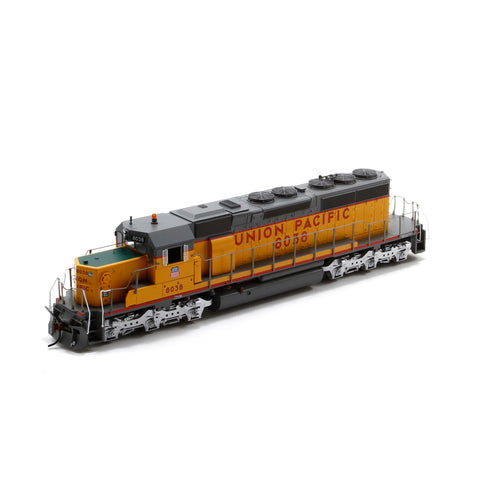 "Ath-98219 - EMD SD40-2 - UP ""Fast 40""  # 8038  (116"" nose)"