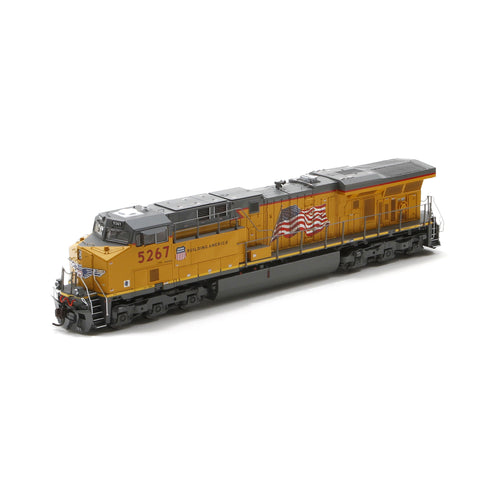 HO ES44AC w/DCC & Sound, UP/ w/PTC #5267 [ATH69762]