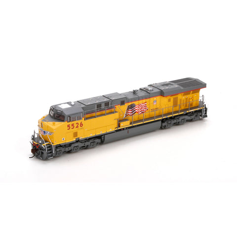 HO ES44AC w/DCC & Sound, UP #5526  [ATHG69787]