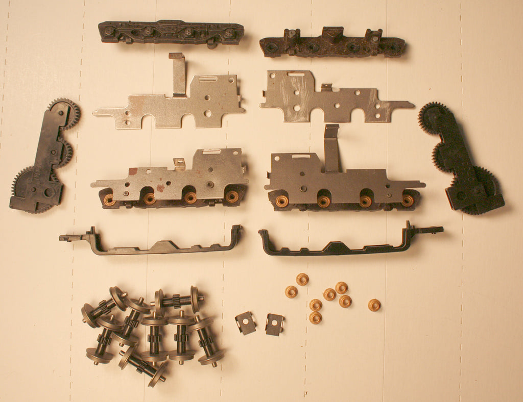 #PT33226-8 -  DD35 Athearn Power Trucks