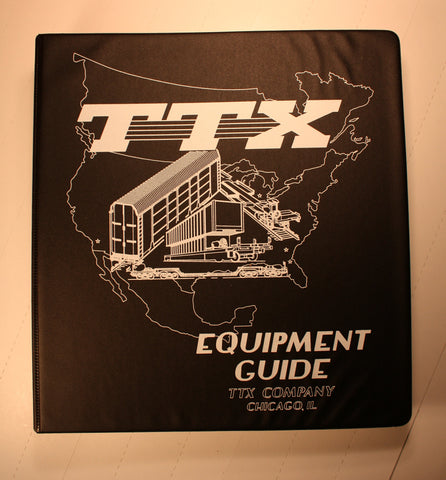 BK113   Official TTX Equipment Book