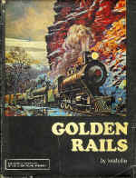 BK154   Golden Rails  by Kratville