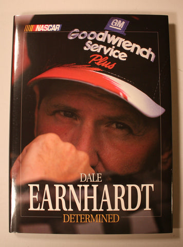 BK214  Dale Earnardt book  (Determined)